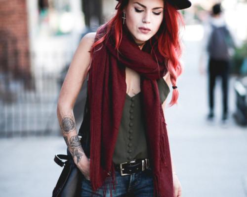Luanna Perez-Garreaud – ognista blogerka !