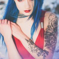 ★ Blue Astrid