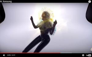 """VIDEO PREMIERA: Björk """"Lionsong"""""""