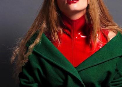 moda z lateksu
